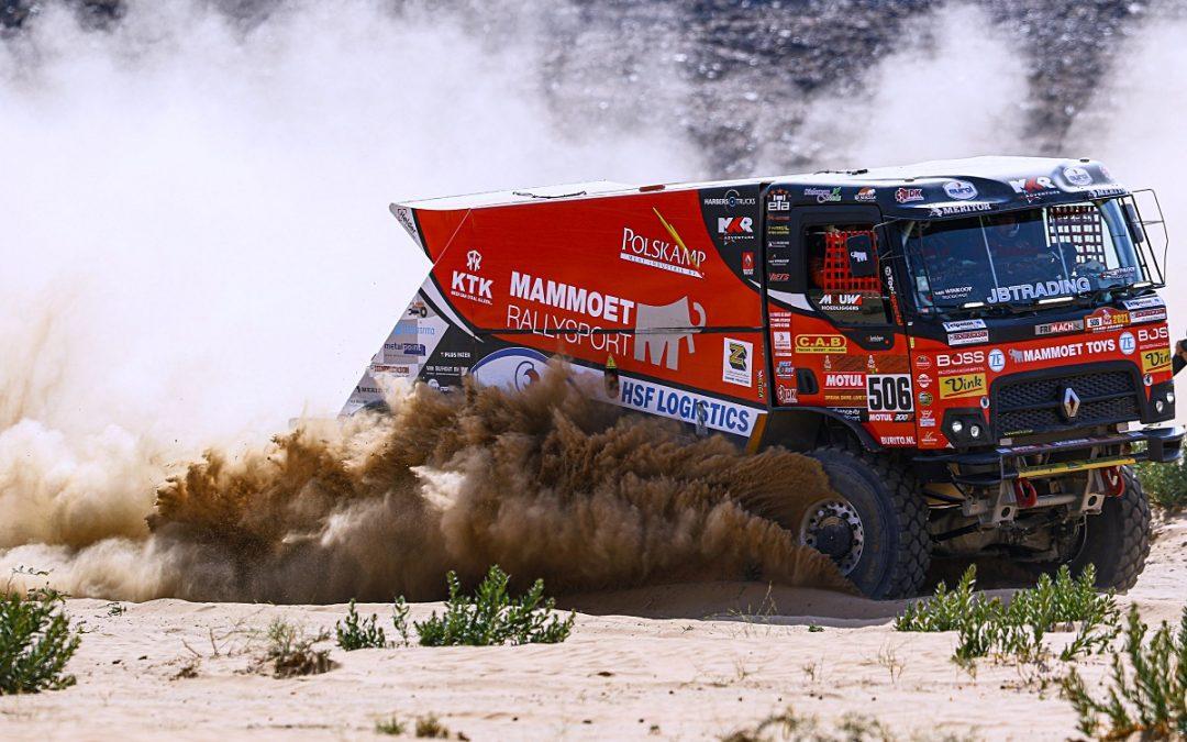 Van den Brink je sKozlovským po 4. etapě sedmý