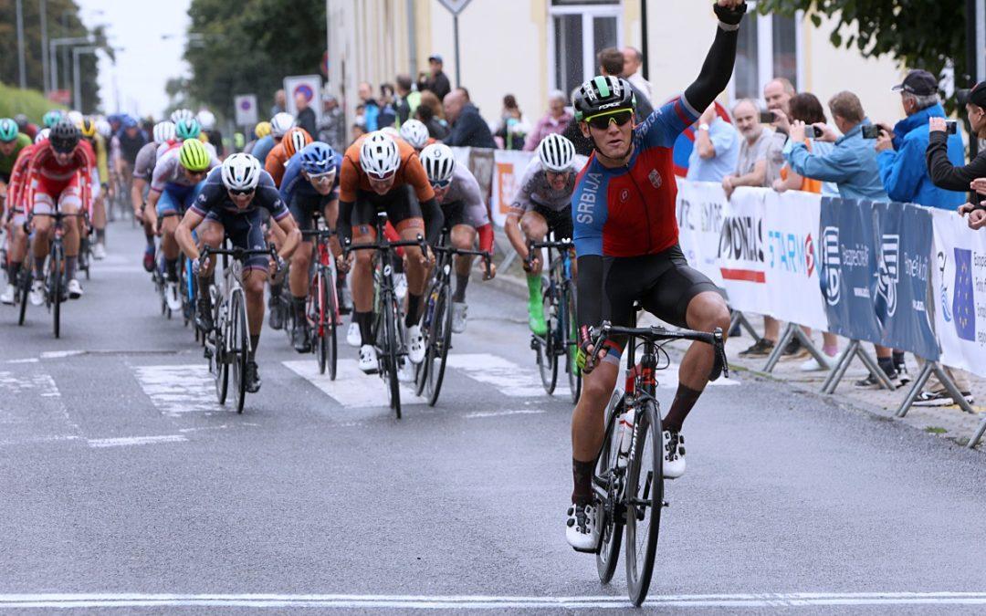 Stolić je prvním srbským etapovým vítězem